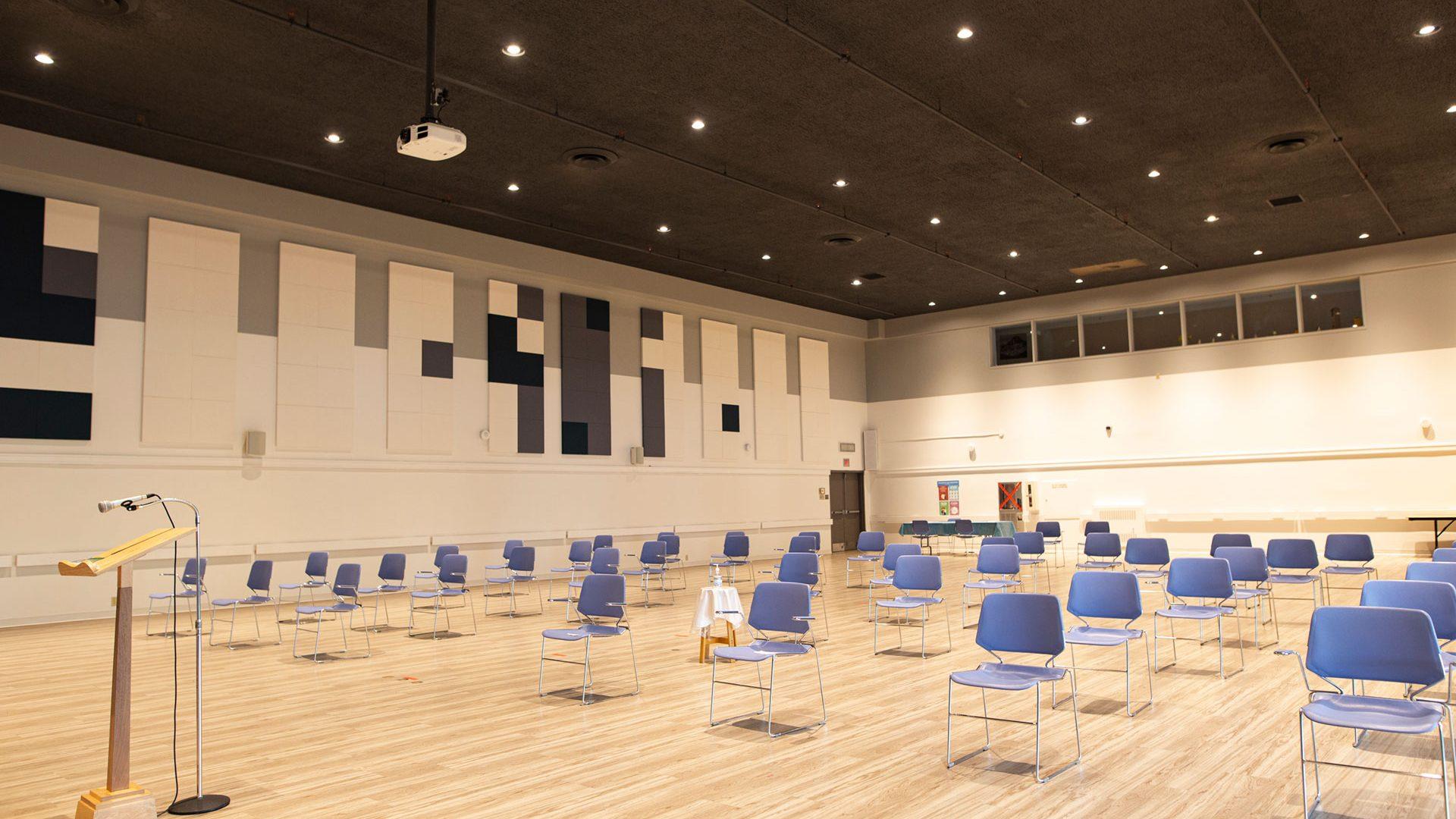 Auditorium de 350 places